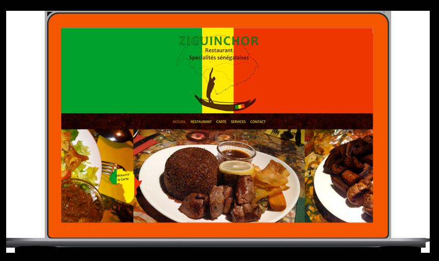 Restaurant Ziguinchor