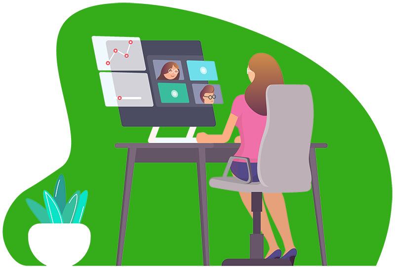 Organiser une visioconférence avec Google Hangouts
